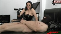 Sexy german bdsm domina tube fuck the penis from slave Thumb
