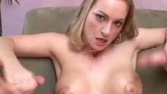 Sensaul Handjob For Two Cocks Thumb