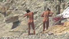Amateur nudists in voyeur compilation Thumb