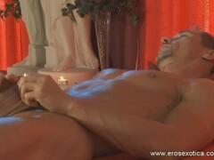 A little Male Self Massage Thumb