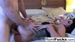 Cute Nurse Romi answers Brick's prayers with anal sex Thumb