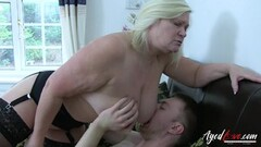 AgedLovE Busty Mature Lacey Starr Hardcore Lover Thumb