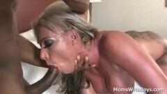 Slipping My BBC Into Milf Carmen Jays Hot Pussy Thumb