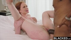 BLACKED Thirsty Teachers Assistant Craves Her Professors BBC Thumb