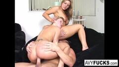 Sexy Avy Scott, Alexis, and Van Damage Thumb